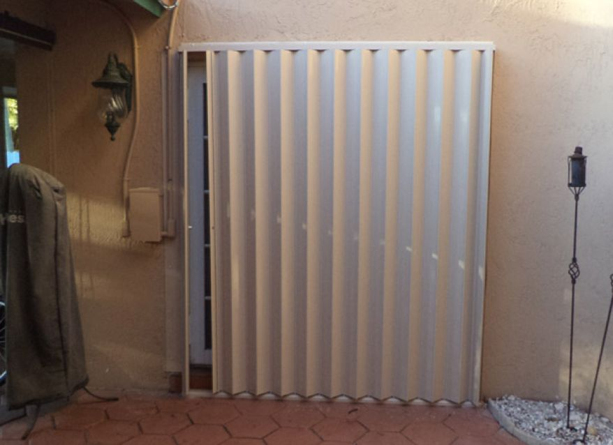 Accordion Shutters 7
